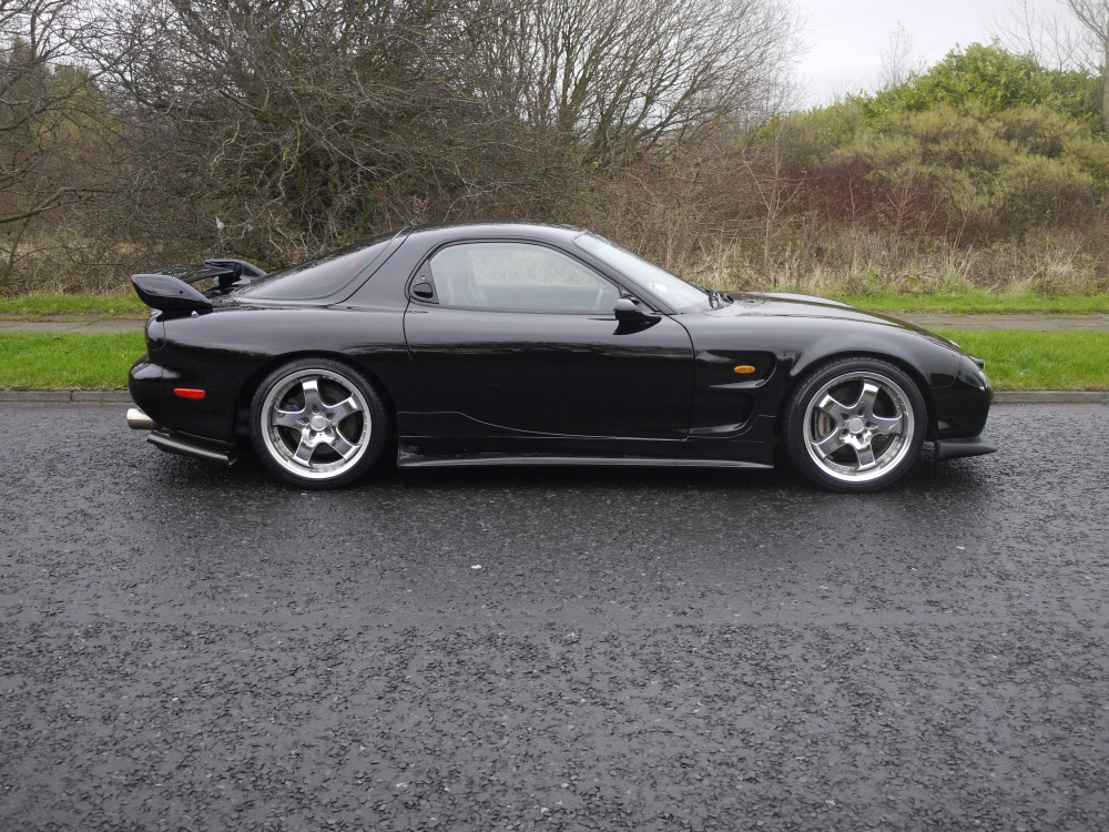1998 Mazda Rx7 Type Rz Rx7 5 Speed Manual Http Www Jm