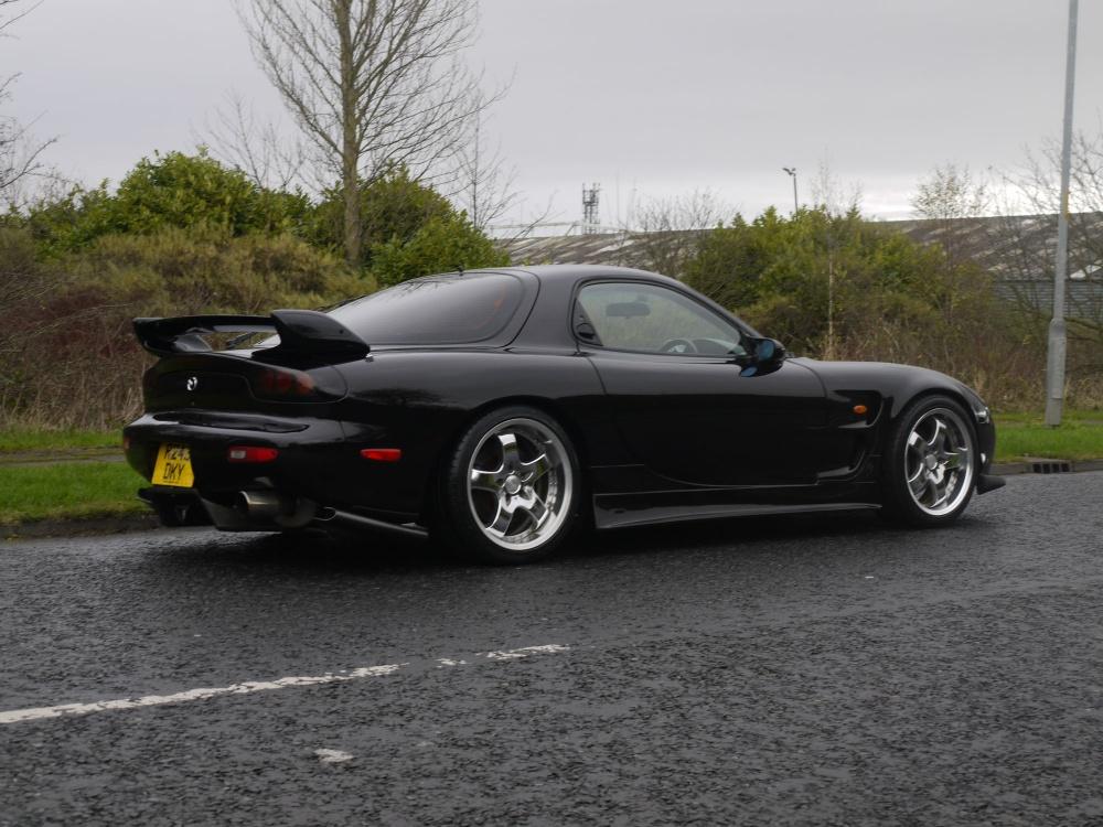 1998 Mazda Rx7 Type Rz Rx7 5 Speed Manual Jm Imports