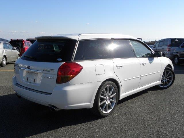 2004 Subaru Legacy Touring Wagon