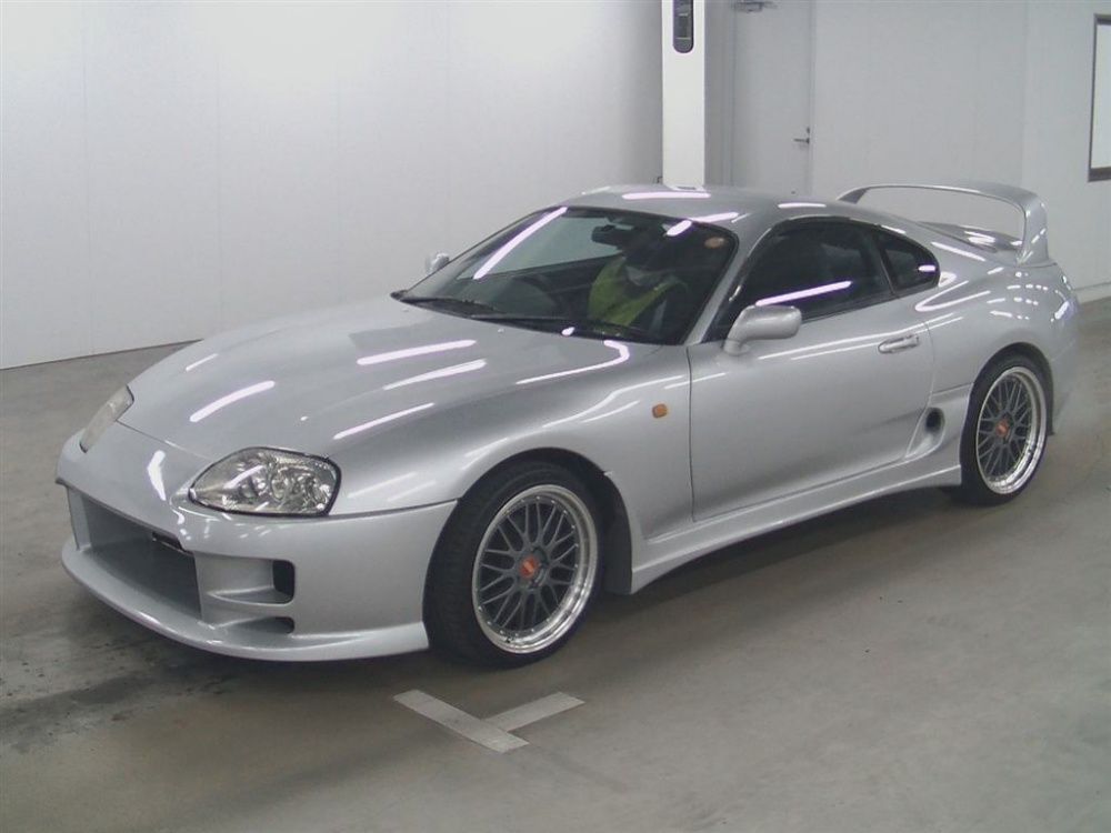 1993 Toyota Supra RZ 6 Speed Manual