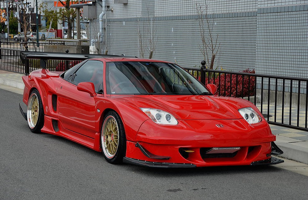 1990 honda nsx route k widebody 5 speed manual. Black Bedroom Furniture Sets. Home Design Ideas