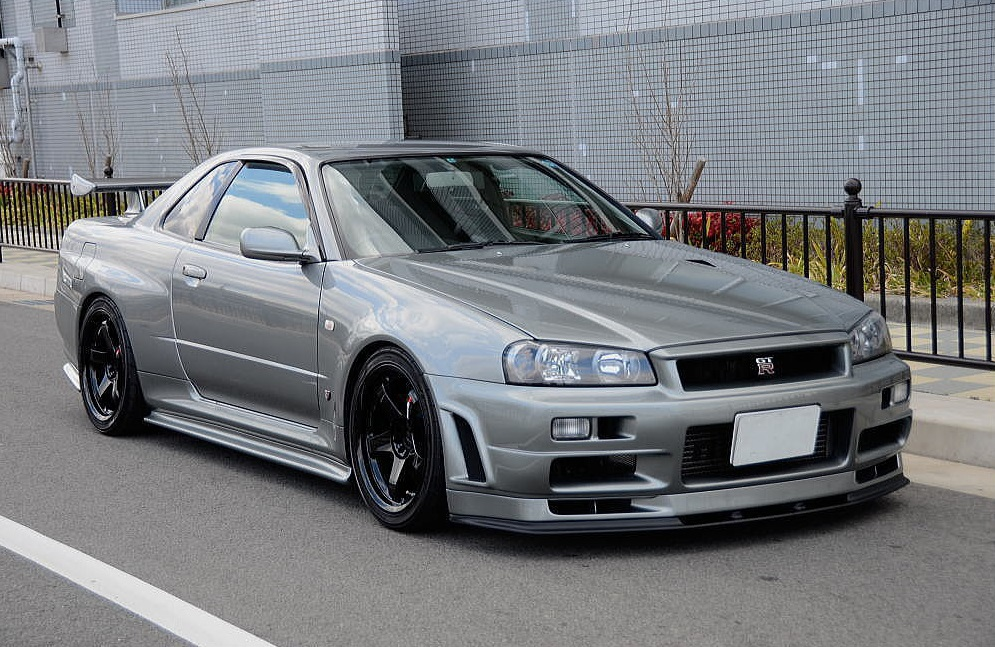 2001 nissan skyline r34 gtr nismo r1 spec rare 550ps. Black Bedroom Furniture Sets. Home Design Ideas