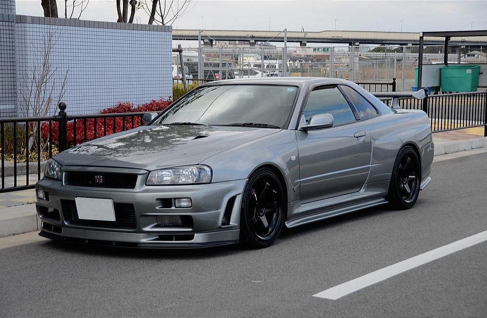 Nissan Gtr R34 For Sale >> 2001 Nissan Skyline R34 GTR Nismo R1 (Spec) Rare 550PS ...