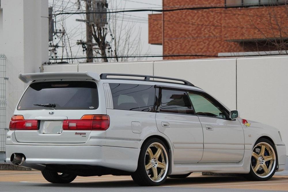 Brembo Brake Pads >> 1998 Nissan Stagea Autech 260RS 468PS (Rare Model) - JM ...
