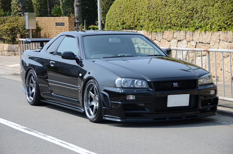 2002 Nissan Skyline R34 Gtr M Spec 6 Speed Manual
