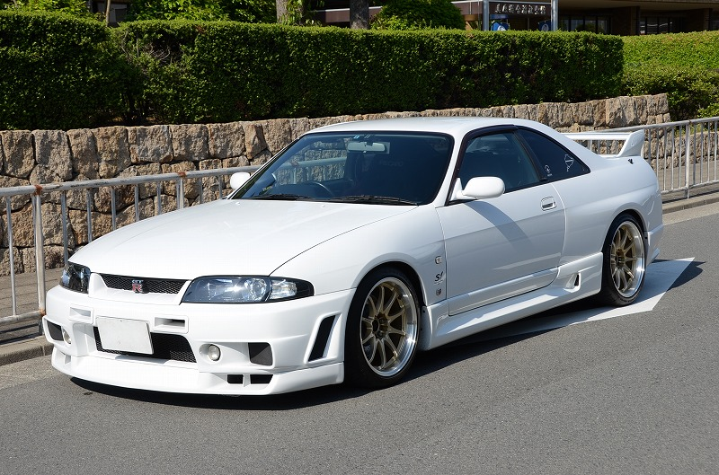 1997 Nissan Skyline R33 Gtr S1 Nismo 480ps 5 Speed Manual