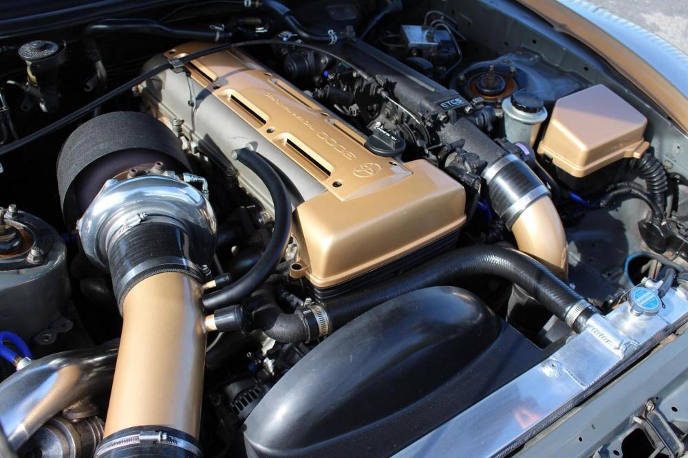 Toyota Supra 2015 Price >> 1996 Toyota Supra RZ HKS T04R GT3000 widebody