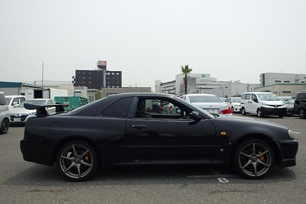 1999 Nissan Skyline R34 Gtr 6 Speed Manual