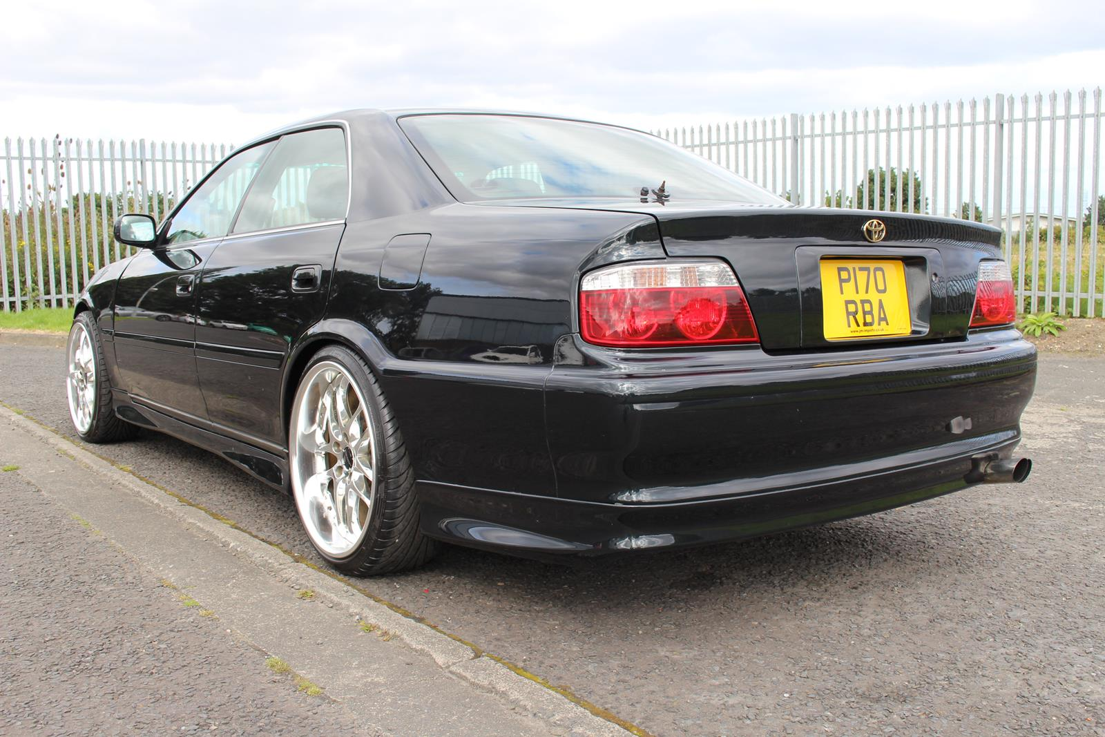 1998 Toyota Chaser Jzx100 5 Speed Manual