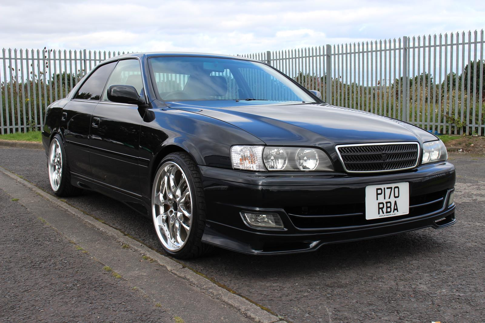2009 Nissan Gtr For Sale >> 1998 Toyota Chaser JZX100 5 Speed Manual - JM-Imports