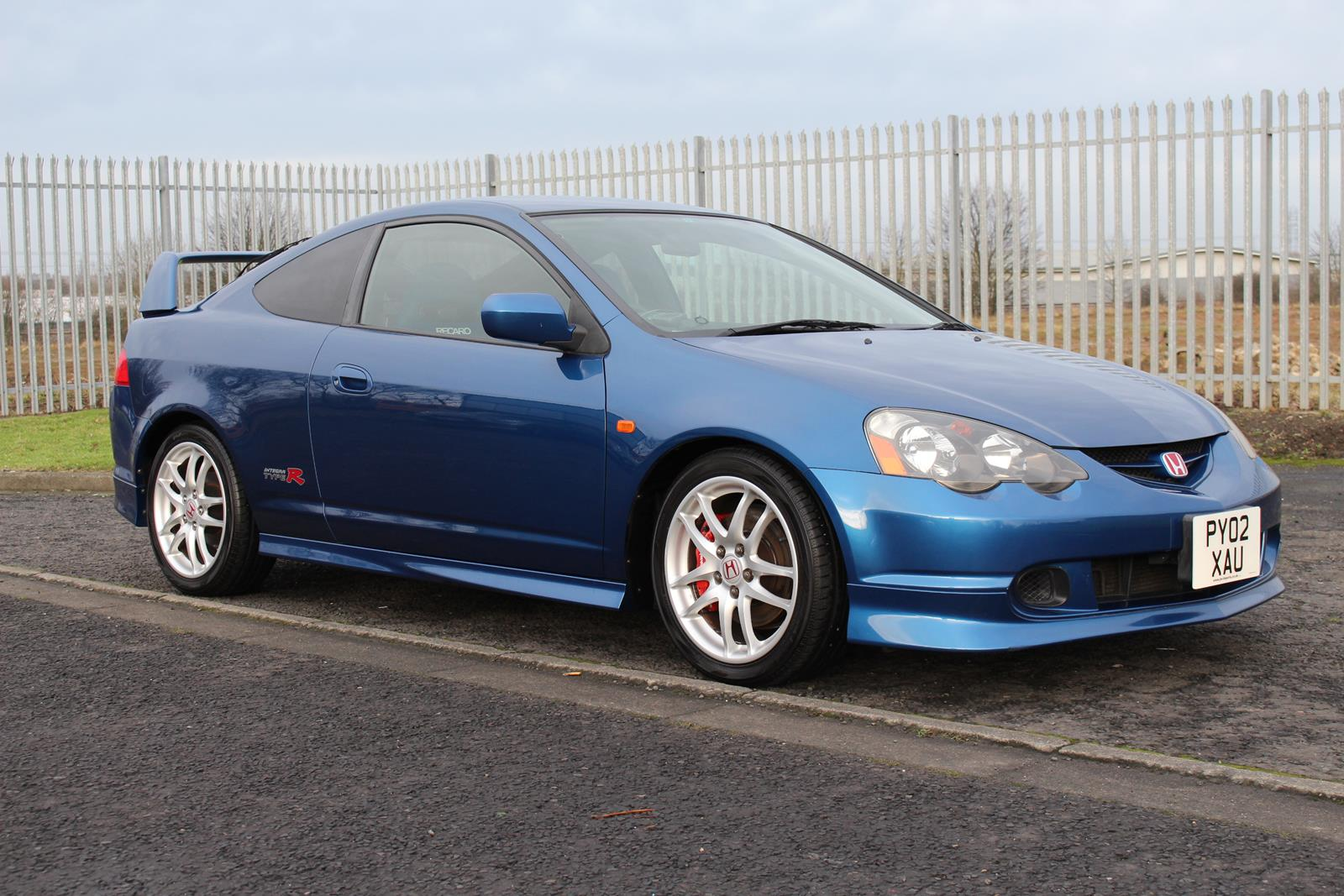Img Copy on Acura Integra Type R Sold For