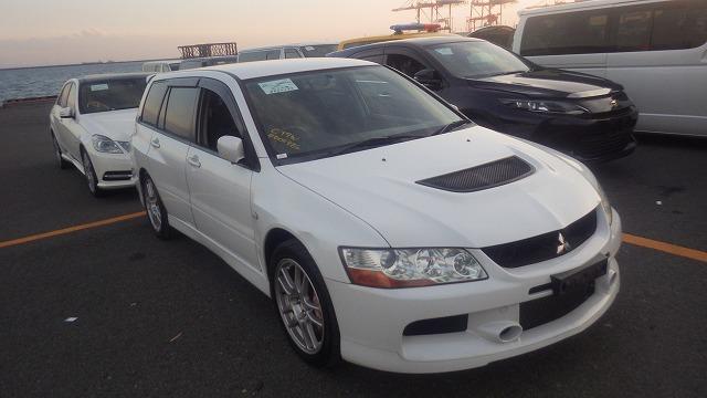 2005 Mitsubishi Lancer Evolution 9 Wagon
