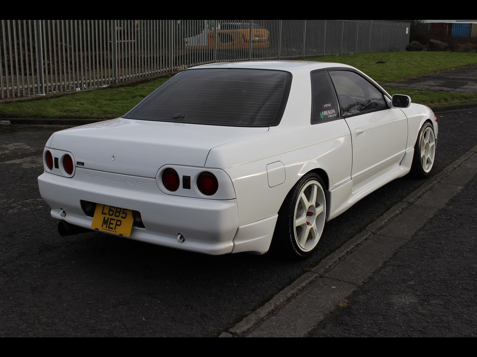 Import Cars For Sale >> 1993 Nissan Skyline R32 GTST RB25DET Track car - JM-Imports
