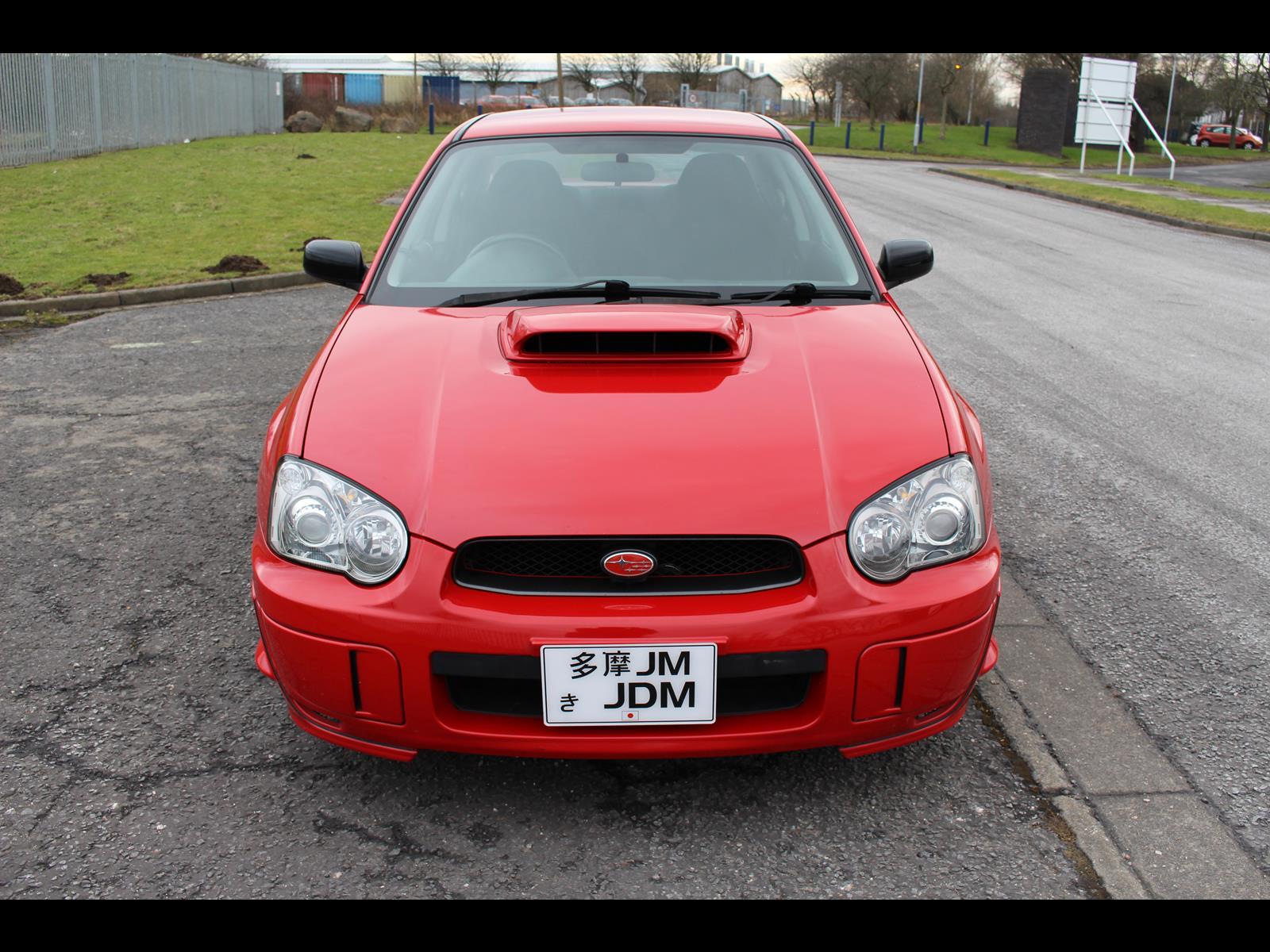 Custom Subaru Badges >> 2005 Subaru Impreza WRX 5 Speed Manual