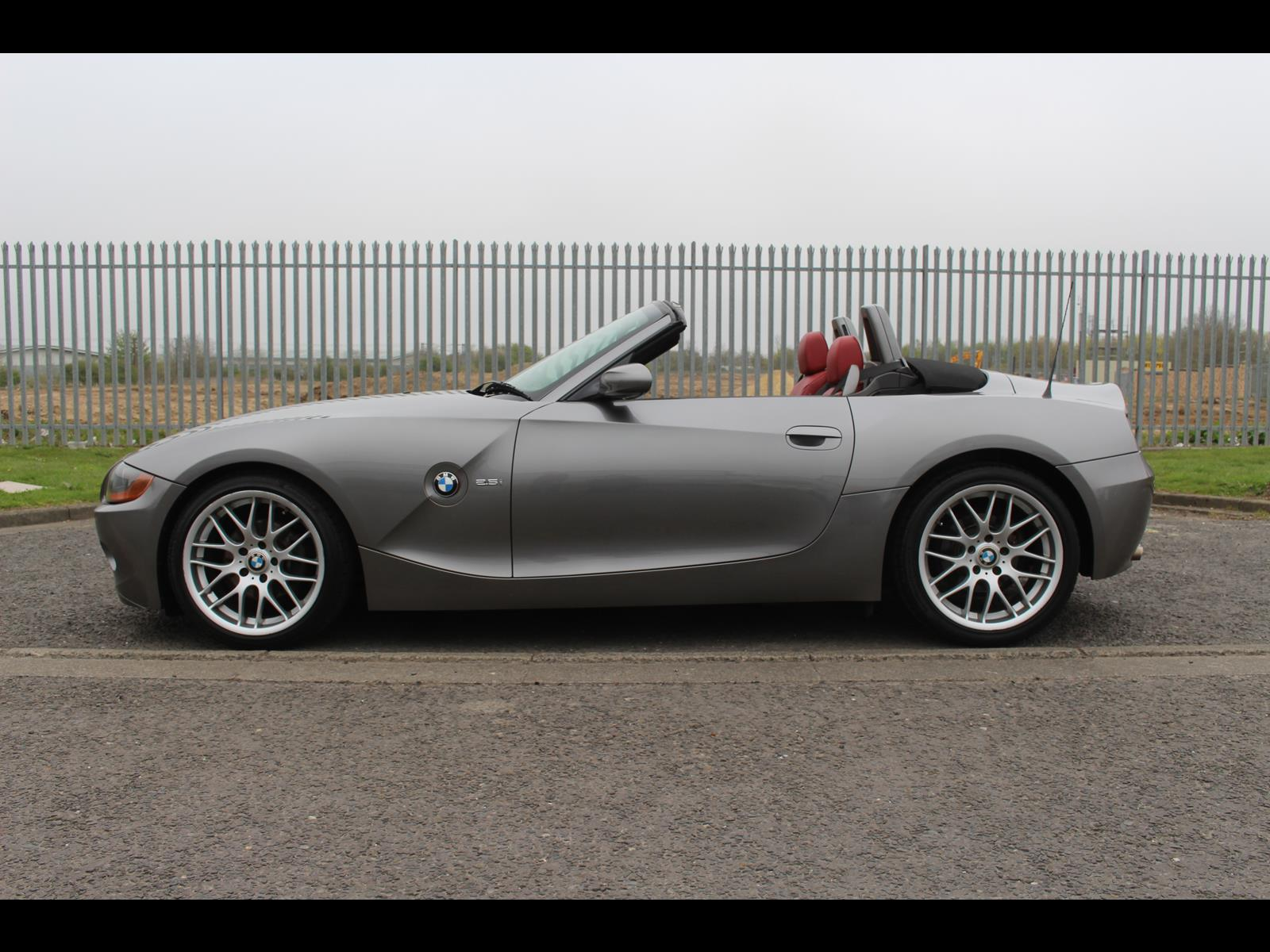 2005 Bmw Z4 Roadster Soft Top 2 5i Http Www Jm Imports