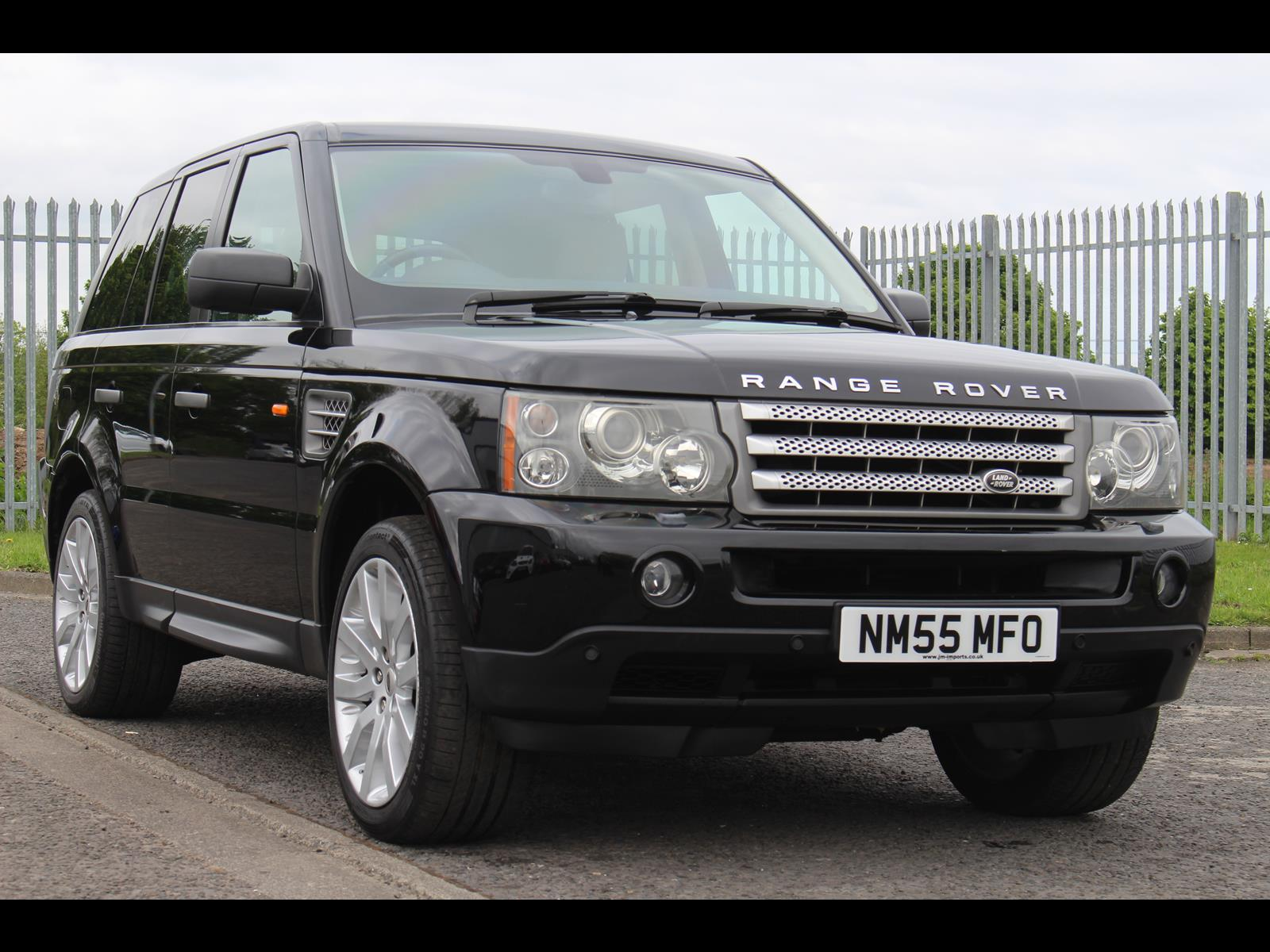 2005 range rover sport 4 2 supercharged. Black Bedroom Furniture Sets. Home Design Ideas