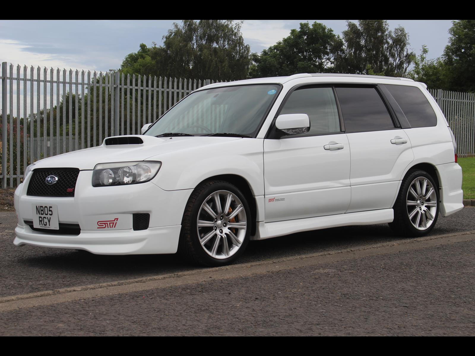 2005 Subaru Forester Sti Sg9 6 Speed Manual Jm Imports