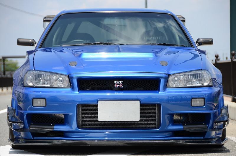 1999 Nissan Skyline R34 Gtr V Spec 2 8 6 Sped Manual 826ps