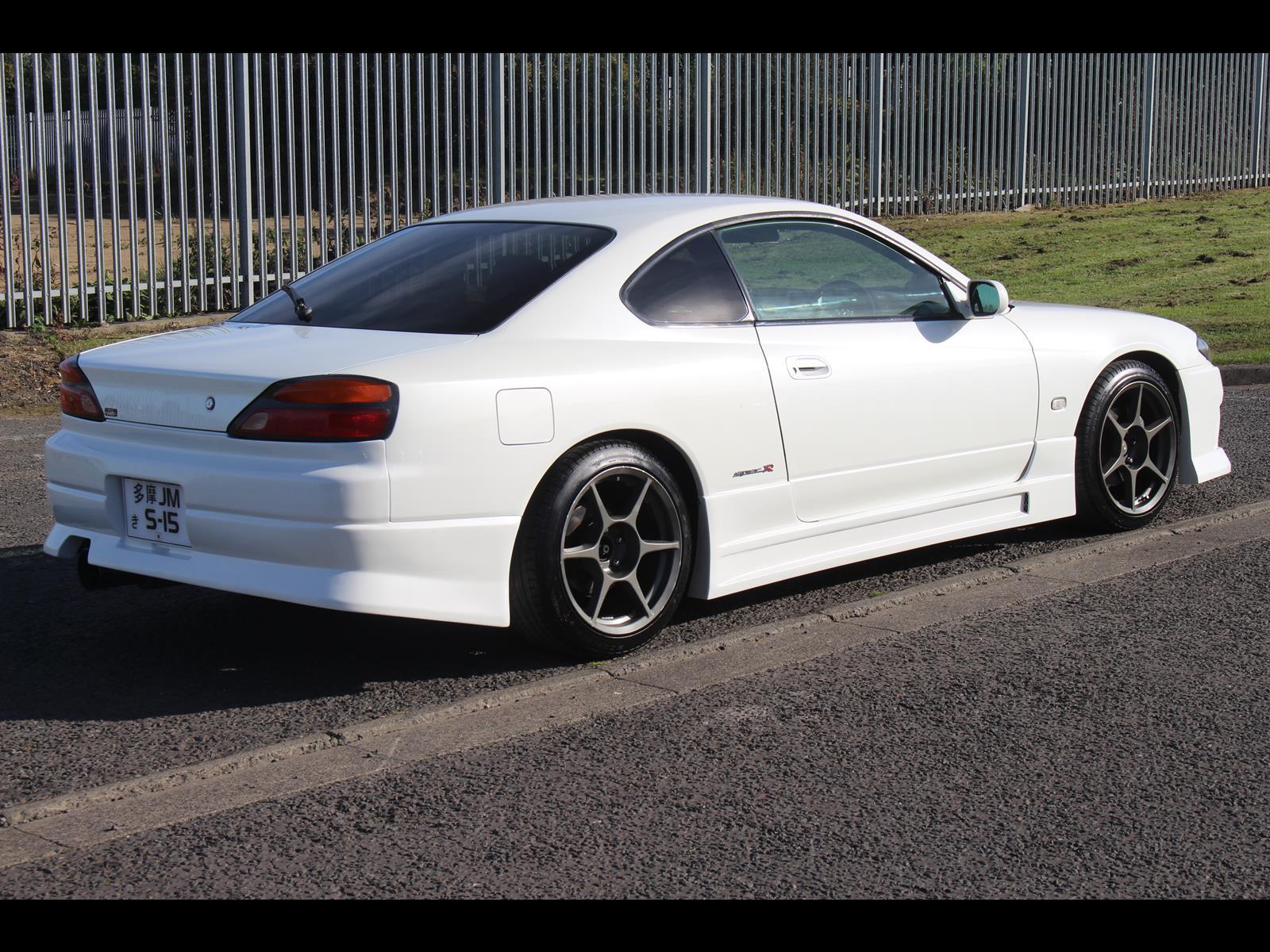 1999 Nissan Silvia S15 Spec R 6 Speed Manual Jm Imports