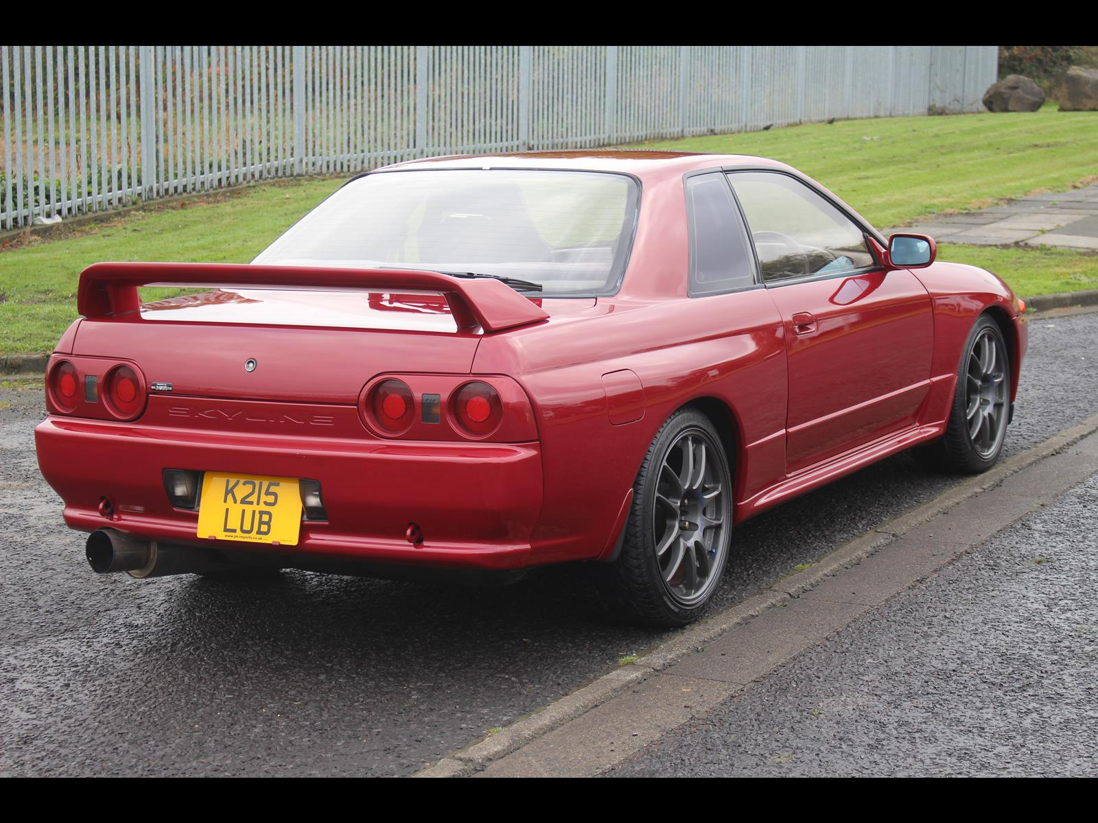 1992 Nissan Skyline R32 GTR 5 Speed Manual 430PS Forged ...