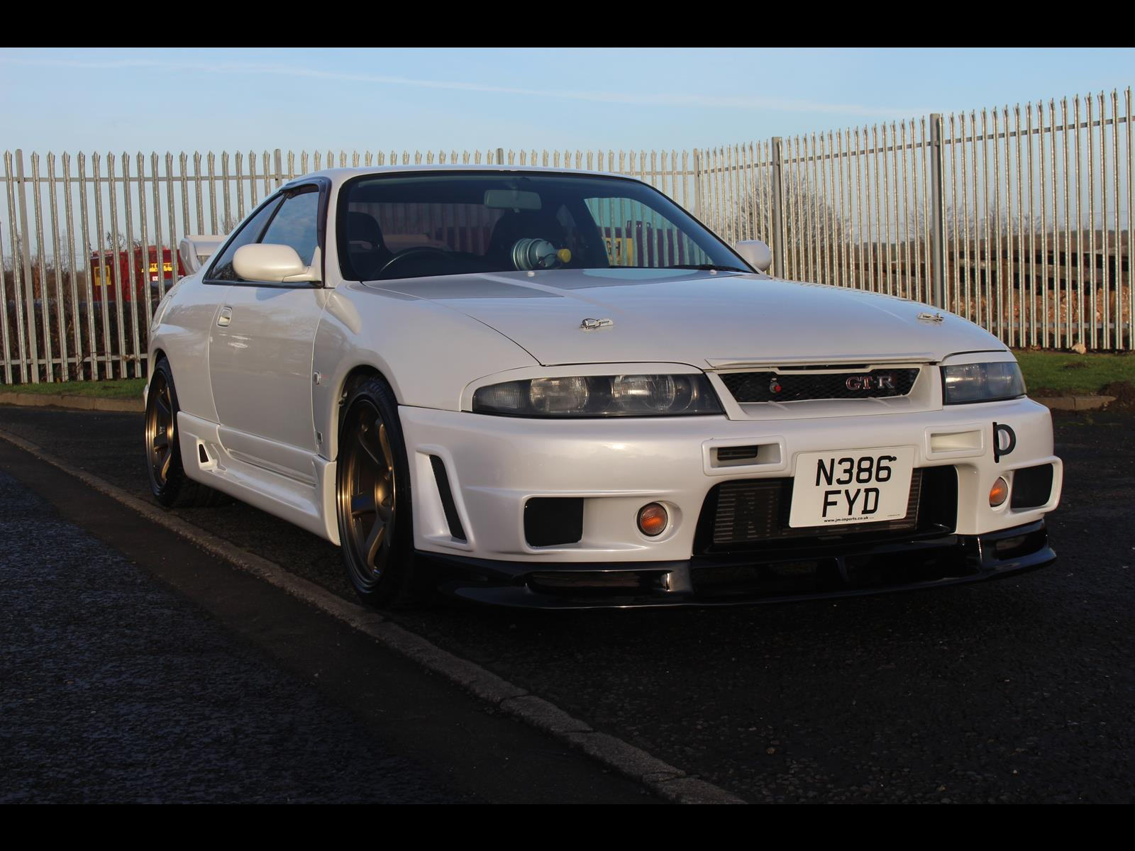 Nissan Gtr Interior >> 1995 Nissan Skyline R33 GTR 5 Speed Manual Nismo 400R Kit