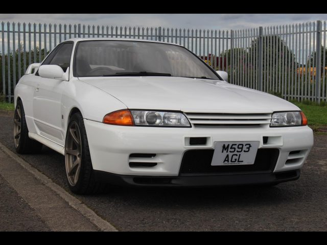 1995 Nissan Skyline R32 GTR Series 3 Last Model 5 Speed Manual