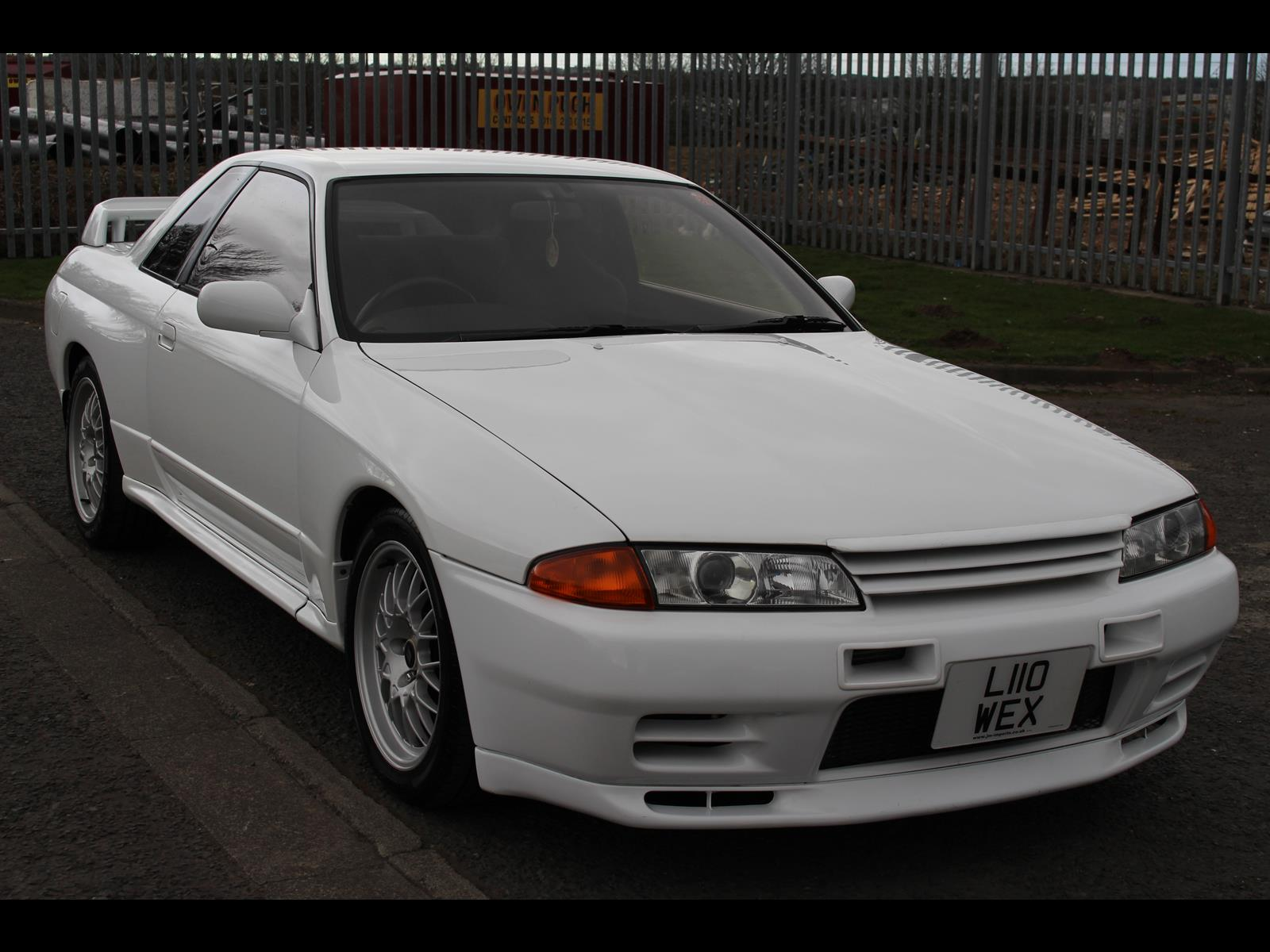 1993 Nissan Skyline R32 GTR V-Spec N1 Spec Engine GT2860