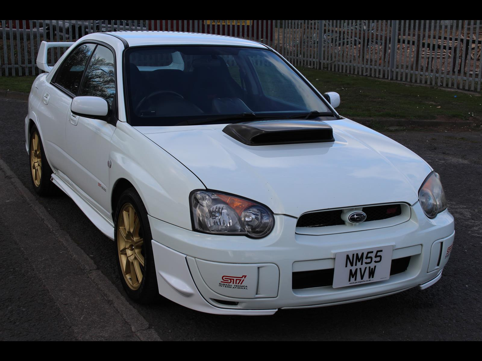 2006 subaru impreza wrx sti 6 speed manual