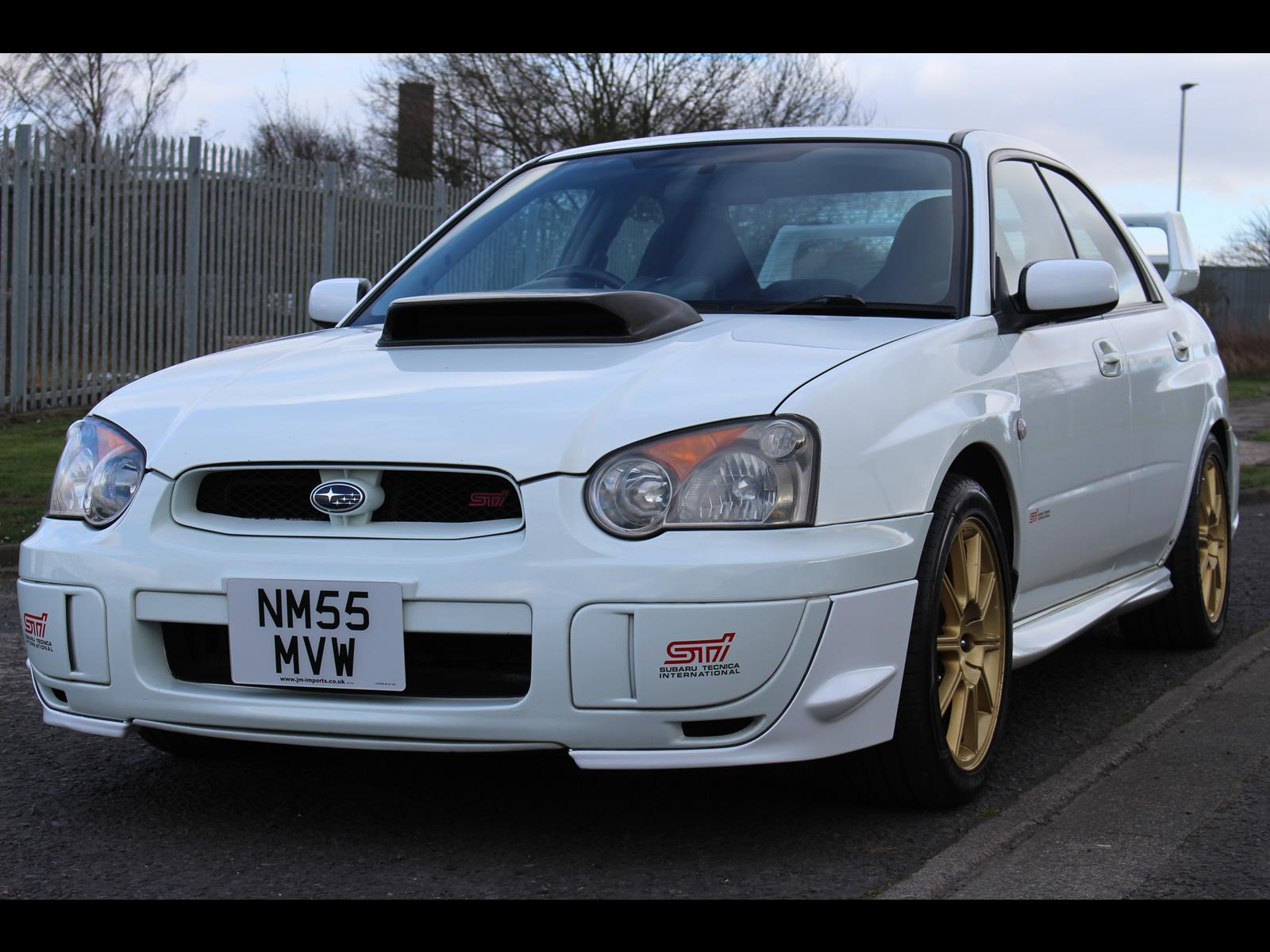 Electric Brake Controller >> 2006 Subaru Impreza WRX STI 6 Speed Manual - JM-Imports