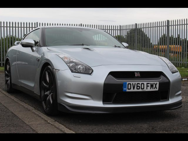 2010 Nissan GTR Black Edition UK Model Stage 4 600BHP