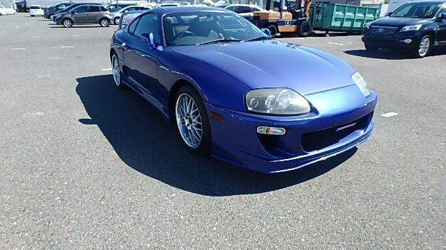 2000 Toyota Supra RZ-S VVTi Tiptronic Rsp Blue