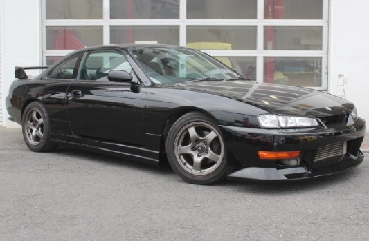1998 Nissan Silvia S14A 5 Speed Manual