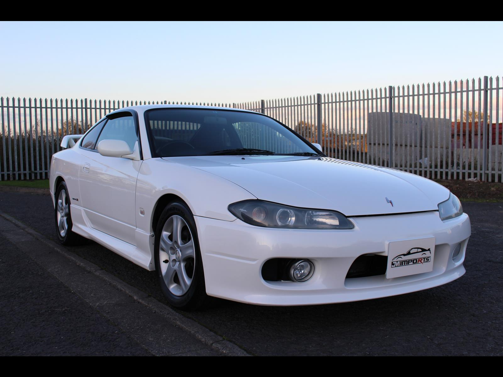 2002 Nissan Silvia S15 Spec R 6 Speed Manual Http Www