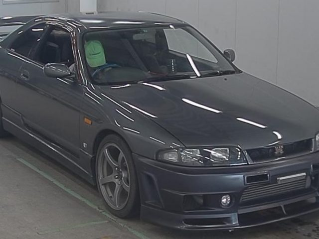 1995 Nissan Skyline R33 GTS-T Type M 5 Speed Manual