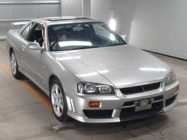 1999 Nissan Skyline R34 GT-T 5 Speed Manual