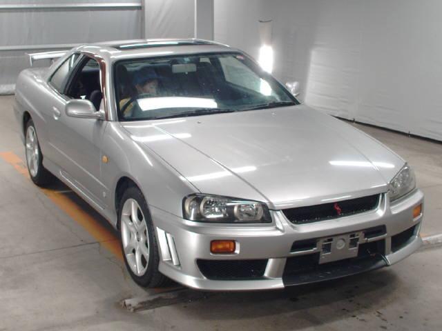 1999 Nissan Skyline R34 GT-T 5 Speed Manual