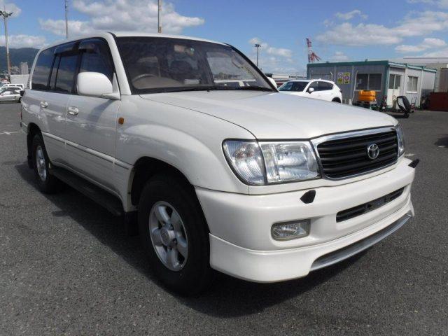 1998 Toyota Lancruiser VX Ltd Edition Model Automatic
