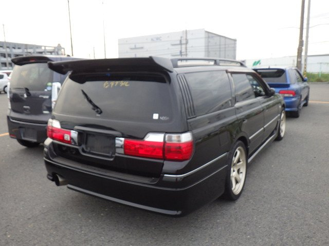 2000 Nissan Stagea Rs 260 Model 5 Speed Manual