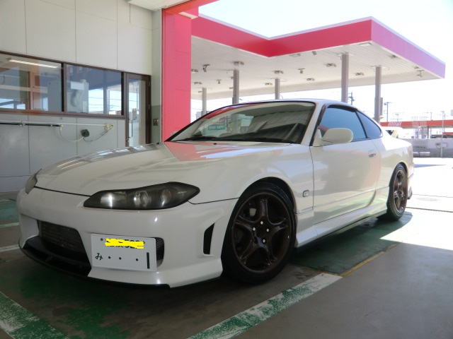 1999 Nissan Silvia Spec R 6 Speed Manual