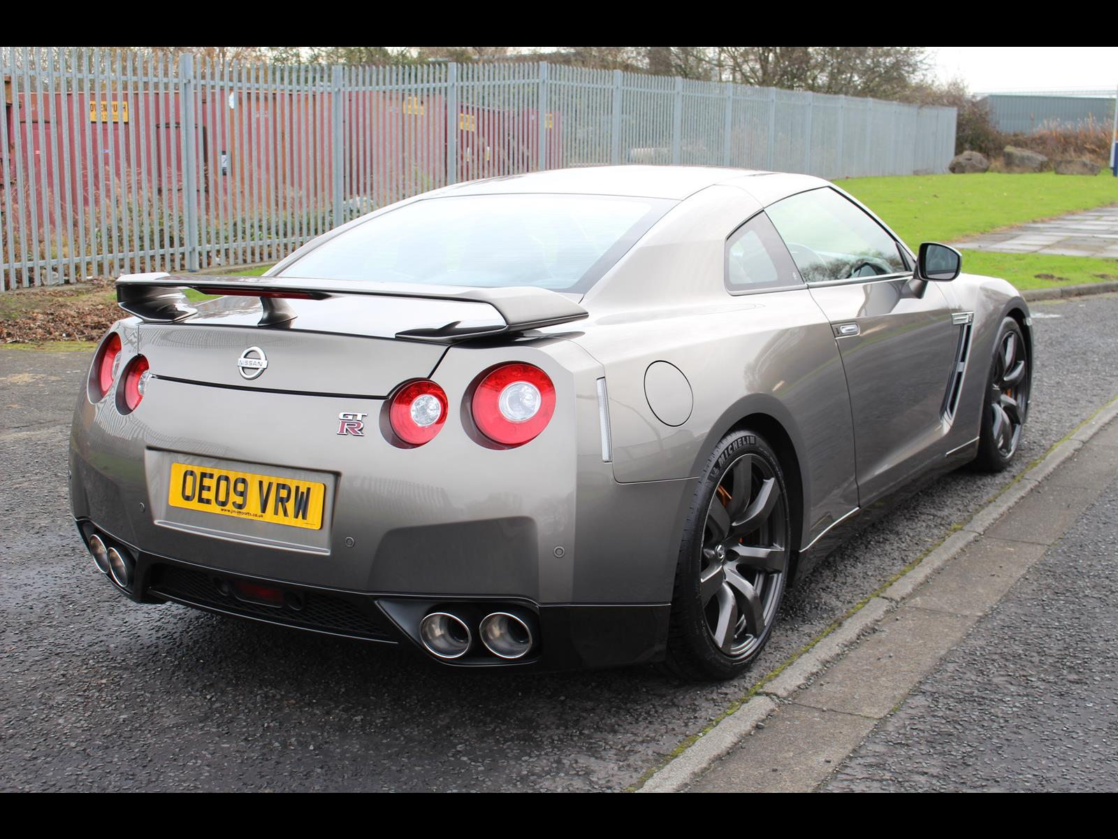 2009 Nissan Gtr For Sale >> 2009 Nissan R35 GTR Black Edition UK Car Rare Color - JM ...