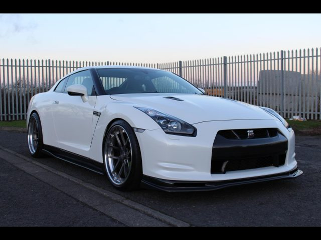 2010 Nissan R35 GTR Black Edition Stage 4.25 – Lots of extras