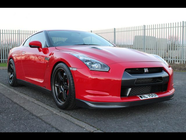 2010 Nissan R35 GTR JM1200R UK Spec