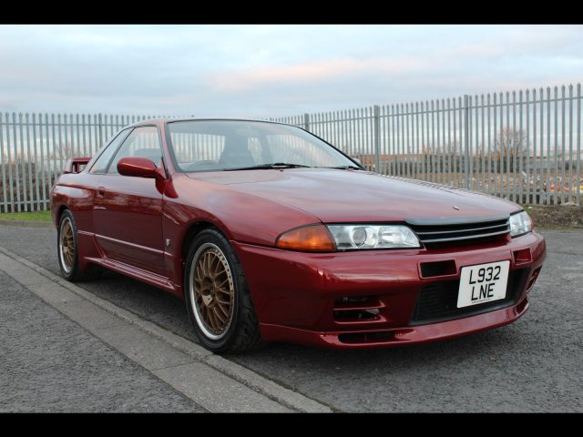 1994 Nissan Skyline R32 GTR Forged Engine Tomei Turbos 600Bhp