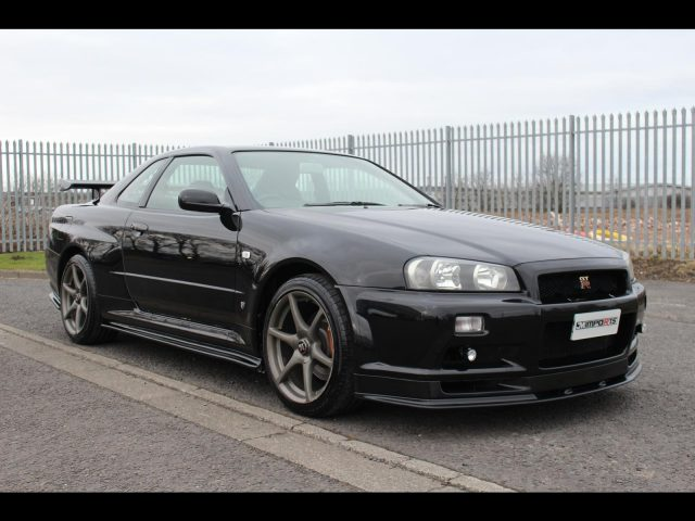 1999 Nissan Skyline R34 GTR 6 Speed Manual