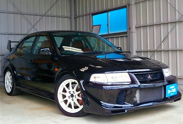 2000 Mitsubishi Lancer Evo Makine Ltd Edition