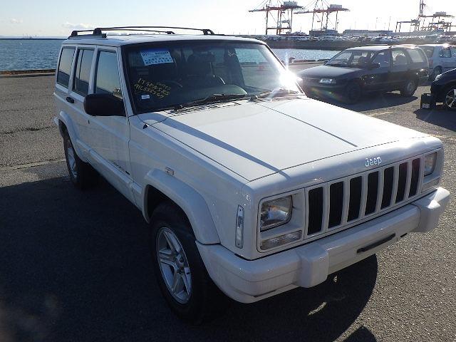 2001 Grand Jeep Cherokee Automatic
