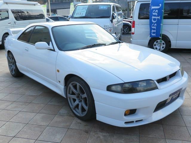1996 Nissan Skyline R33 GTR 5 Speed Manual.