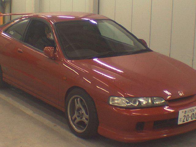 1998 Honda Intgra Type R DC2 5 Speed Manual
