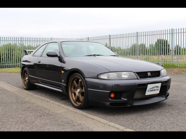 1995 Nissan Skyline R33 GTR V-Spec 411 Bhp 5 Speed Manual
