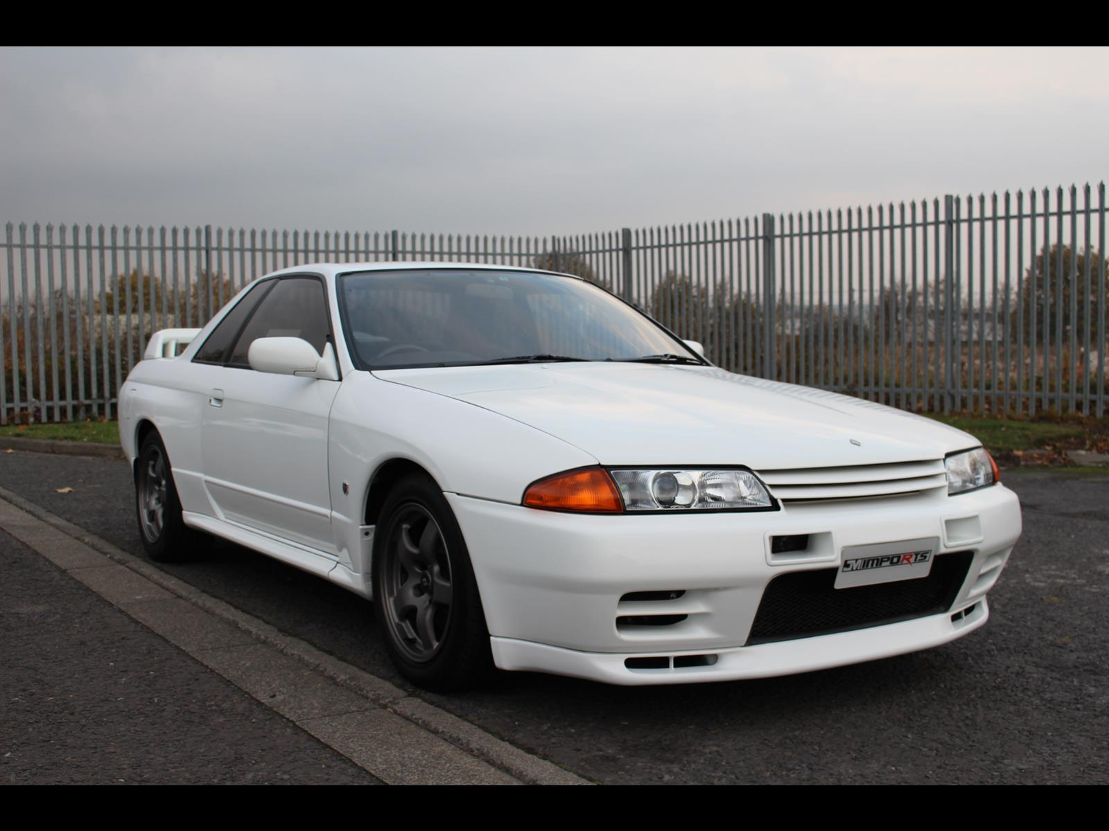 Nissan Gtr Interior >> 1994 Nissan Skyline R32 GTR 5 Speed Manual - JM-Imports